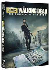 The Walking Dead: The Complete Fifth Season - DeJaViewed