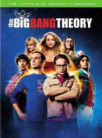 The Big Bang Theory: The Complete Seventh Season (DVD) - DeJaViewed