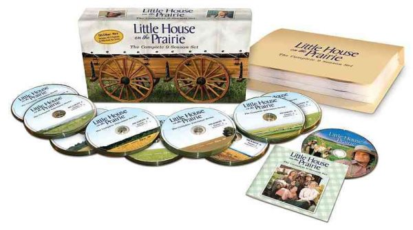 Little House On The Prairie: The Complete Television Series - DeJaViewed