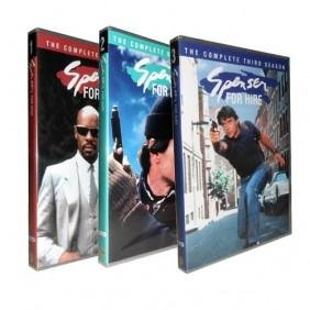 Spencer for Hire Complete Series Season 1-3