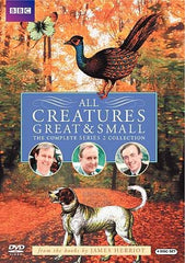 All Creatures Great & Small: The Complete Series 2 Collection - DeJaViewed