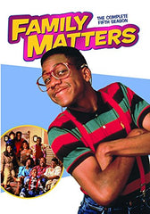 Family Matters: The Complete Fifth Season - DeJaViewed