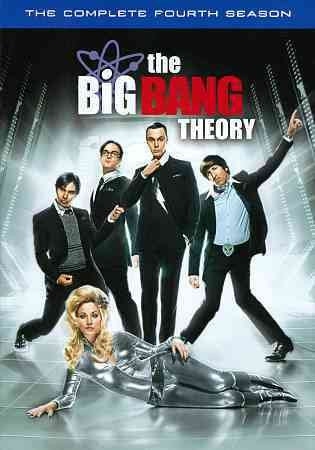 The Big Bang Theory: The Complete Fourth Season (DVD) - DeJaViewed