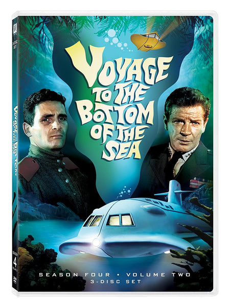 Voyage to the Bottom of the Sea: Season 4, Vol. 2 - DeJaViewed