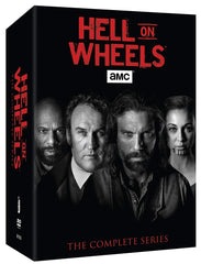 Hell on Wheels - The Complete Series - DeJaViewed