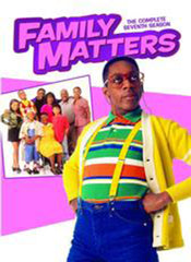 Family Matters: The Complete Seventh Season - DeJaViewed