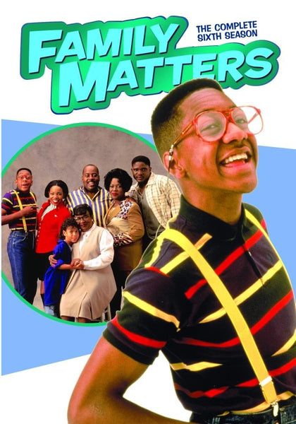 Family Matters: The Complete Sixth Season - DeJaViewed