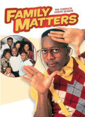 Family Matters: The Complete Eigth Season - DeJaViewed