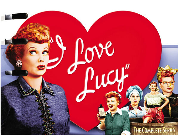 I Love Lucy: The Complete Series - DeJaViewed