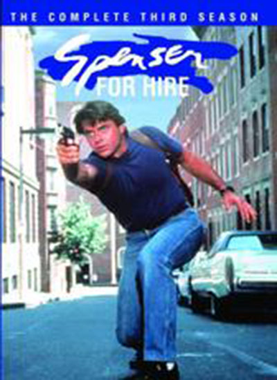 Spenser for Hire: The Complete Third Season - DeJaViewed