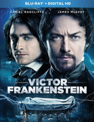 Victor Frankenstein (Blue-Ray) - DeJaViewed
