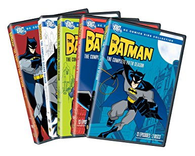 The Batman: The Complete Series (Seasons 1-5)