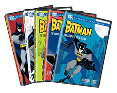 The Batman: The Complete Series (Seasons 1-5) - DeJaViewed