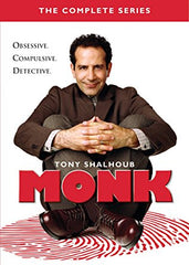 Monk: The Complete Series - DeJaViewed