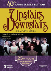 Upstairs Downstairs: The Complete Series- 40th Anniversary Collection - DeJaViewed