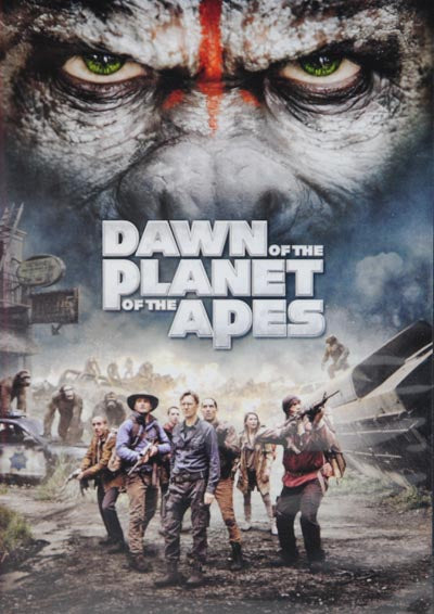 Dawn of the Planet of the Apes - DeJaViewed