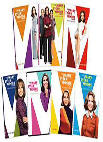 The Mary Tyler Moore Show: Complete Series - DeJaViewed
