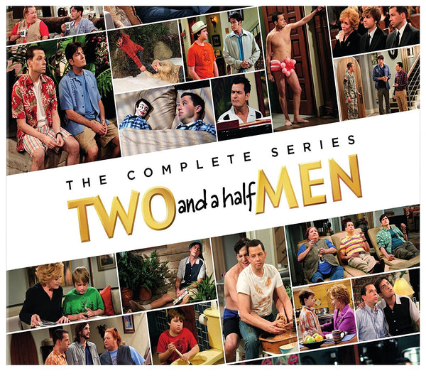 Two and a Half Men Complere Series - DeJaViewed