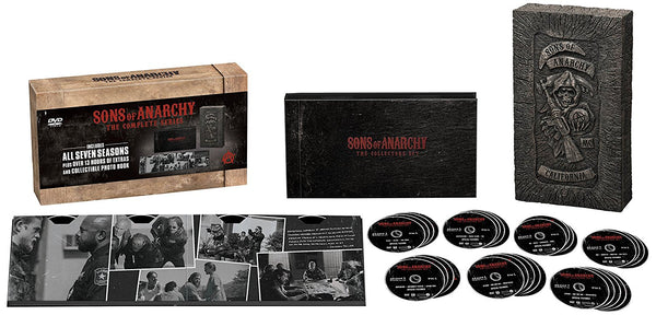 Sons of Anarchy: The Complete Series- Reaper Collector's Box Set Edition