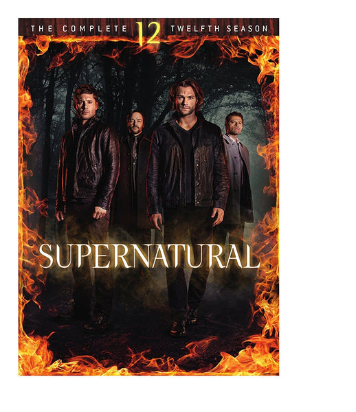 SUPERNATURAL: The Complete 12th Season