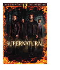 SUPERNATURAL: The Complete 12th Season - DeJaViewed