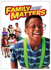FAMILY MATTERS SEASON 1 - DeJaViewed