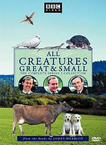 All Creatures Great & Small: The Complete Series 3 Collection - DeJaViewed
