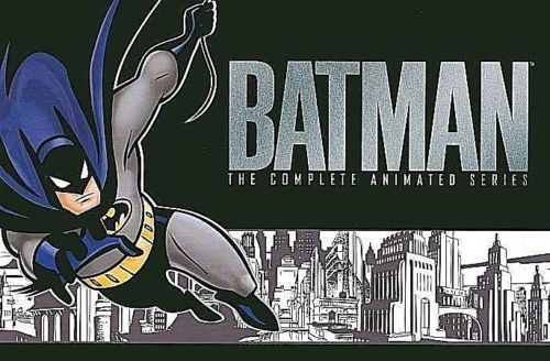 Batman: The Animated Series - The Complete Animated Series [17 Discs] (Full Frame) - DeJaViewed