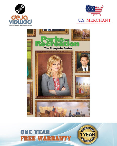 Parks And Recreation: The Complete Series (Widescreen) - DeJaViewed