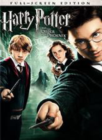 Harry Potter and the Order of the Phoenix (Full-Screen Edition) - DeJaViewed