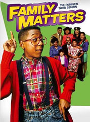 Family Matters: Season 3 - DeJaViewed