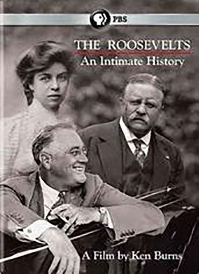 The Roosevelts: An Intimate History - DeJaViewed
