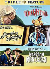 The Telegraph Trail / Somewhere in Sonora / The Man from Monterey - DeJaViewed