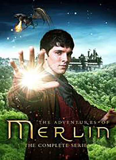 Merlin: The Complete Series - DeJaViewed