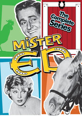 Mister Ed: The Complete Series - DeJaViewed