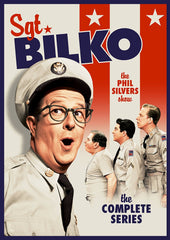 Sgt. Bilko- The Phil Silvers Show: Complete Series - DeJaViewed