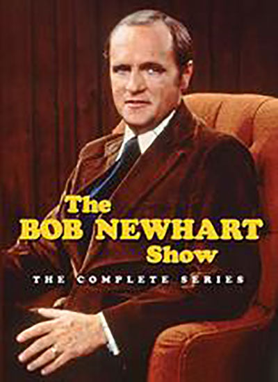 The Bob Newhart: The Complete Series - DeJaViewed