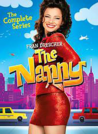 The Nanny: The Complete Series - DeJaViewed