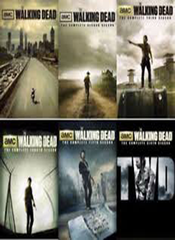 The Walking Dead  Seasons 1-6 - DeJaViewed