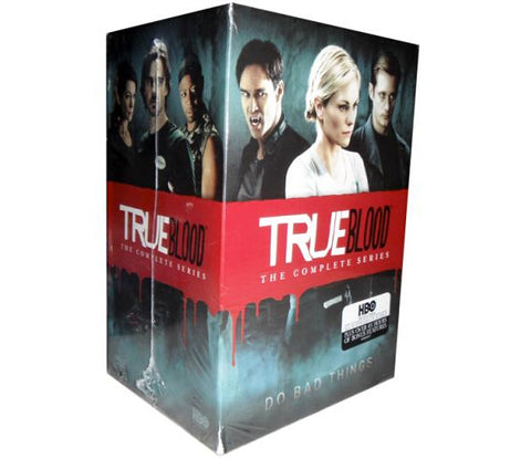 True Blood: The Complete Series (Widescreen) - DeJaViewed