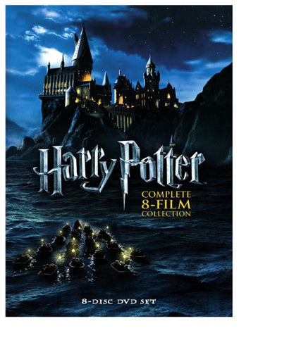 Harry Potter: The Complete 8-Film Collection - DeJaViewed