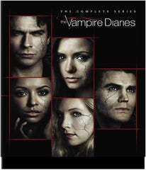 The Vampire Diaries: The Complete Series (DVD) - DeJaViewed