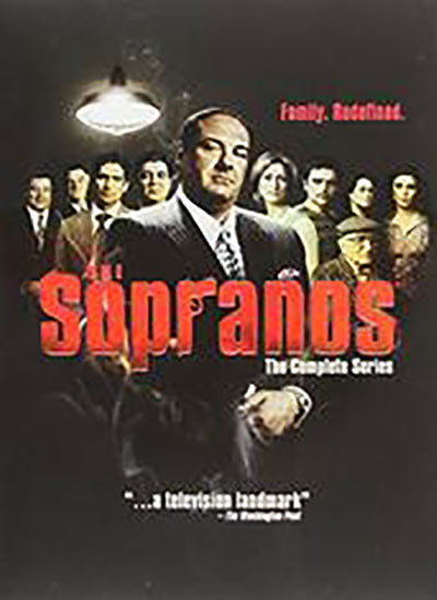The Sopranos: The Complete Series (DVD)