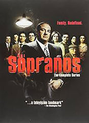 The Sopranos: The Complete Series (DVD) - DeJaViewed