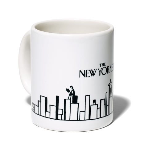 Onward and Upward Mug, Fiction Edition