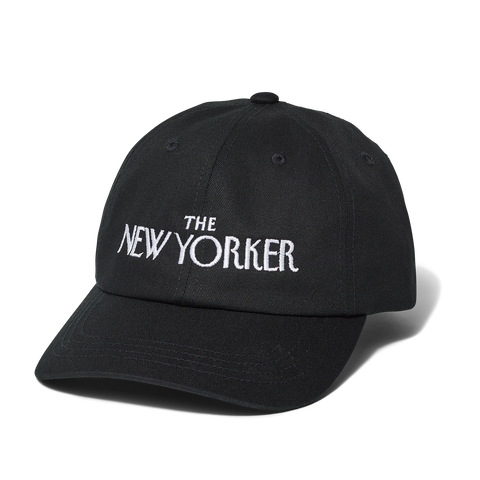 The Sporting Scene Ball Cap in Black