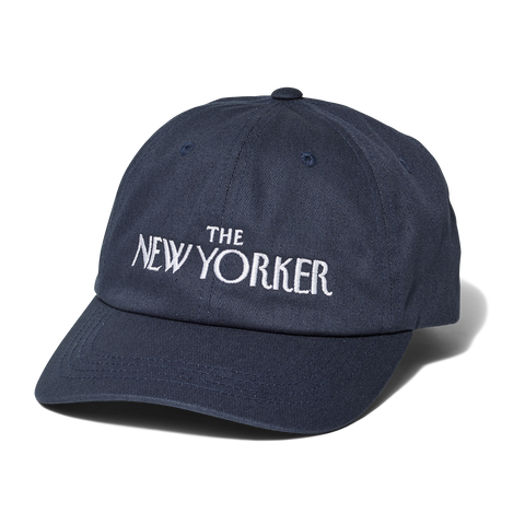 The Sporting Scene Ball Cap in Navy
