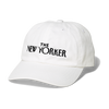 The Sporting Scene Ball Cap in White