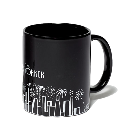 Onward and Upward Coffee Mug in Black