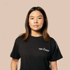 Monocle T-Shirt in Black